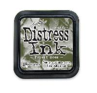 R - Distress Ink Pad - Forest Moss