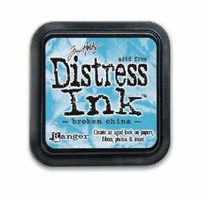 R - Distress Ink Pad - Broken China