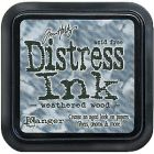 R - Distress Ink Pad - Weathered Wood