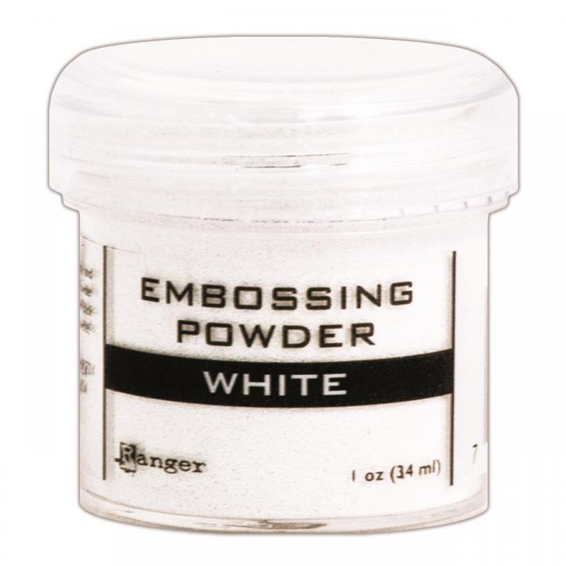 R - Embossing pulver vit
