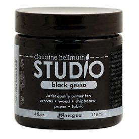 R - Gesso svart