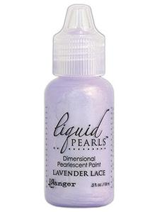 R - Liquid pearls lavender lace