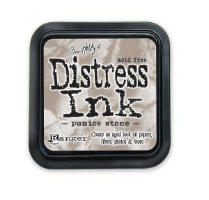 R - Distress Ink Pad - Pumice Stone