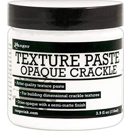 R - Texture Paste opaque crackle