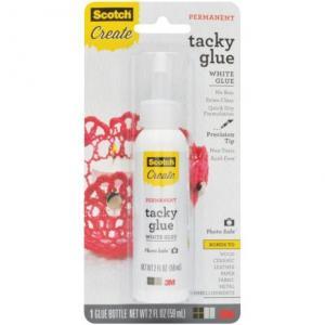 Scotch - permanent tacky glue