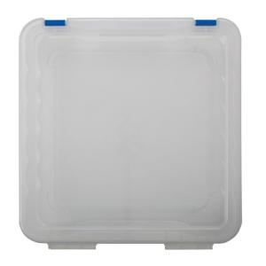 P - Solutions Stack N Store Box - Clear