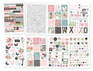 SS - Stickers Romance