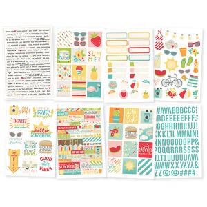 SS - Stickers Summer Days