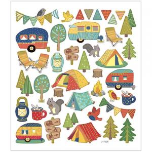 Stickers Camp