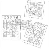 TCW - Templates 15 x 15, Bingo