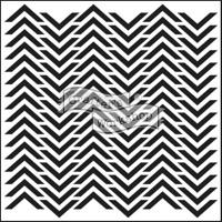 TCW - Templates 15 x 15, Chevron