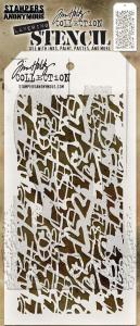 TH - Stencil Heartstruck