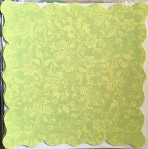 RF - Diecut Lime Twist