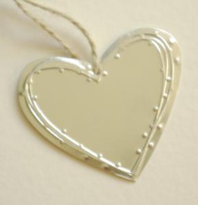 VK - Metaltags hjärta