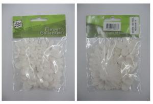 YD - Blommor White