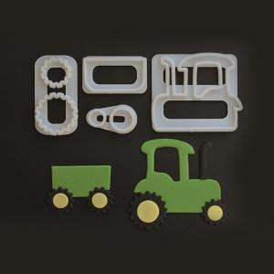 FMM Tractor Cutters - Set of 4