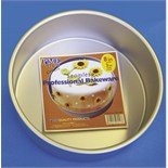 PME Seamless Professional Bakeware - Circle 203mm (8'')