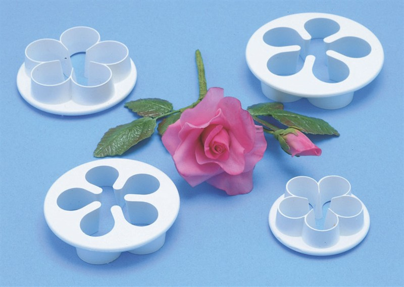 PME Five Petal Cutter 3 Set