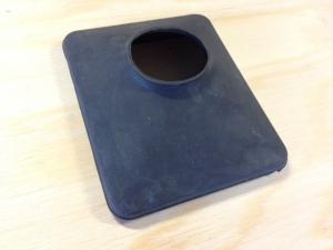 Rubber cover (used)
