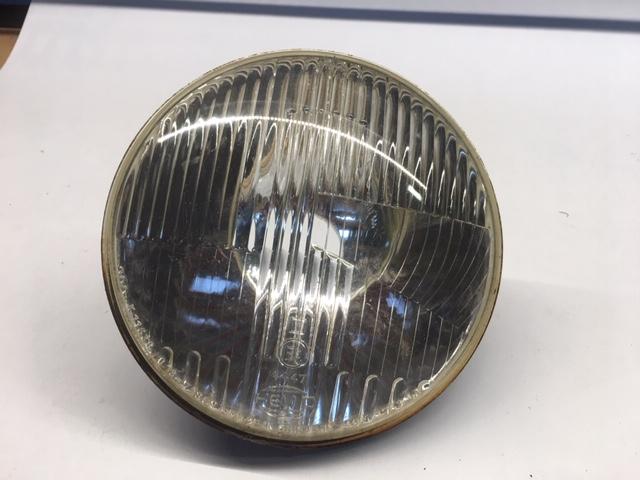 Headlamp insert (Used) old typ