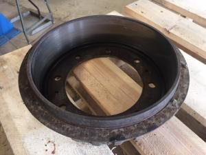 Brake drum used