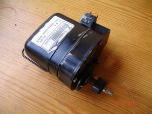 Wiper motor (used) 24 Volt