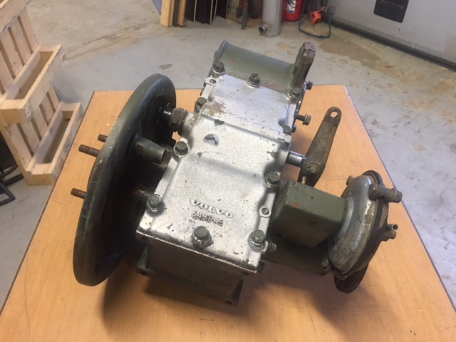 Transfer gearbox (Used)