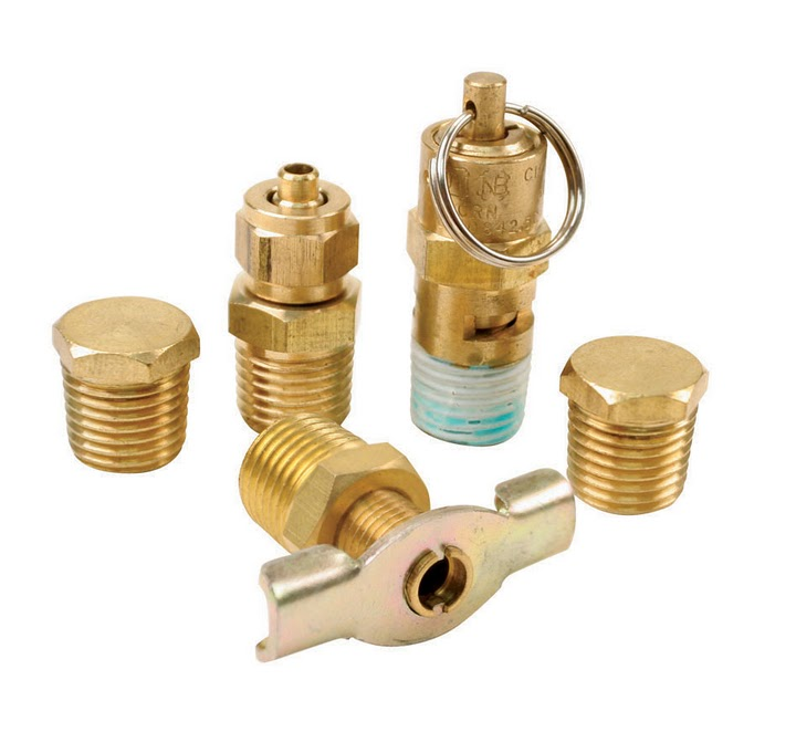 Tank port fitting kit 5 pce