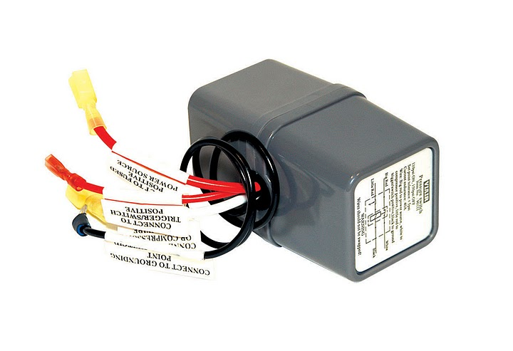 Pressure switch with relay 150 psi