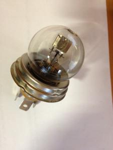 Bulb 24 V 55/50W