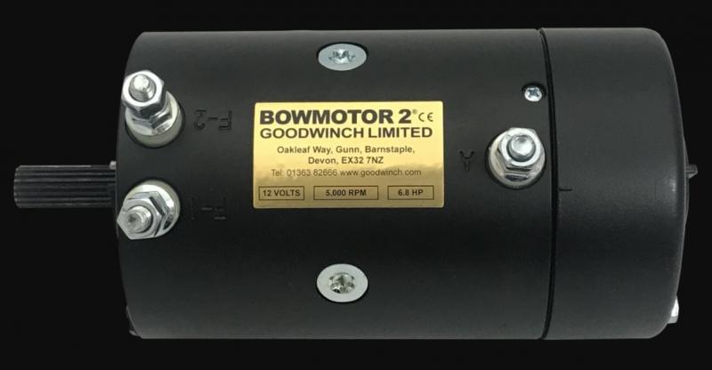 Bow Motor 2 (24 Volt)