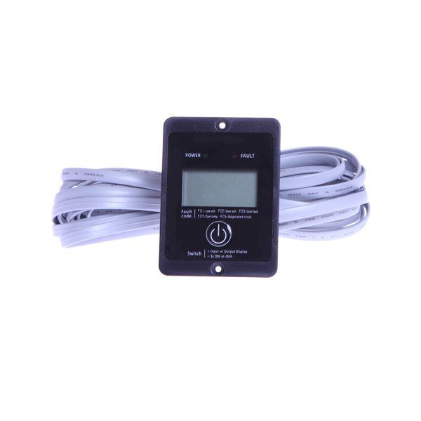 REMOTE CONTROL LCD 12 VOLT INVERTER