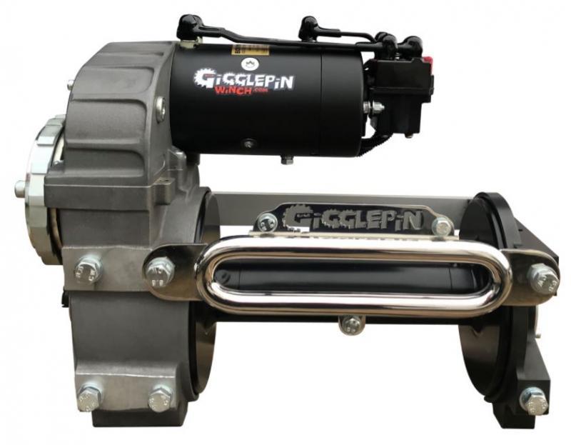 GIGGLEPIN GP50 enkelmotor tävlings vinsch