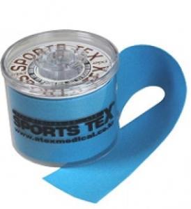 ATEX Sports Tex Tape, kinesiologitejp BLÅ UTGÅENDE