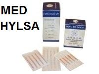 Ding Dragon Akupunkturnål 100-pack med hylsa