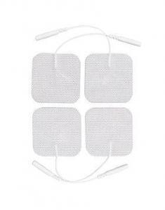 TENS plattor, Elektroder