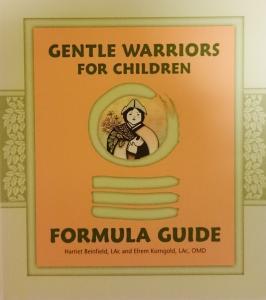 Produkthandbok Gentle Warriors
