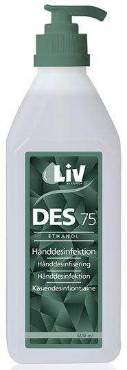 Handdesinfektion Liv 600 ml