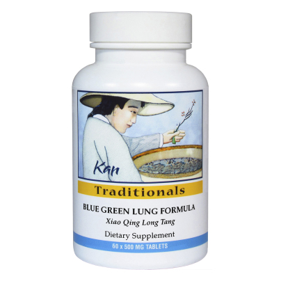 Blue Green Lung Formula