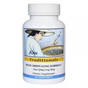 Blue Green Lung Formula