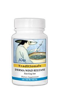 Derma Wind Release TILLFÄLLIGT SLUT