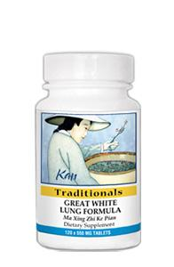 Great White Lung Formula NU 50% RABATT