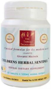 Childrens Herbal Sentinel