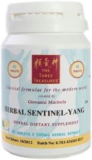 Herbal Sentinel-Yang MÅNADENS VARA
