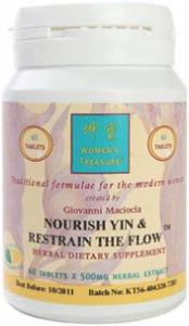 Nourish Yin and Restrain the Flow