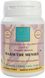 Warm the Menses