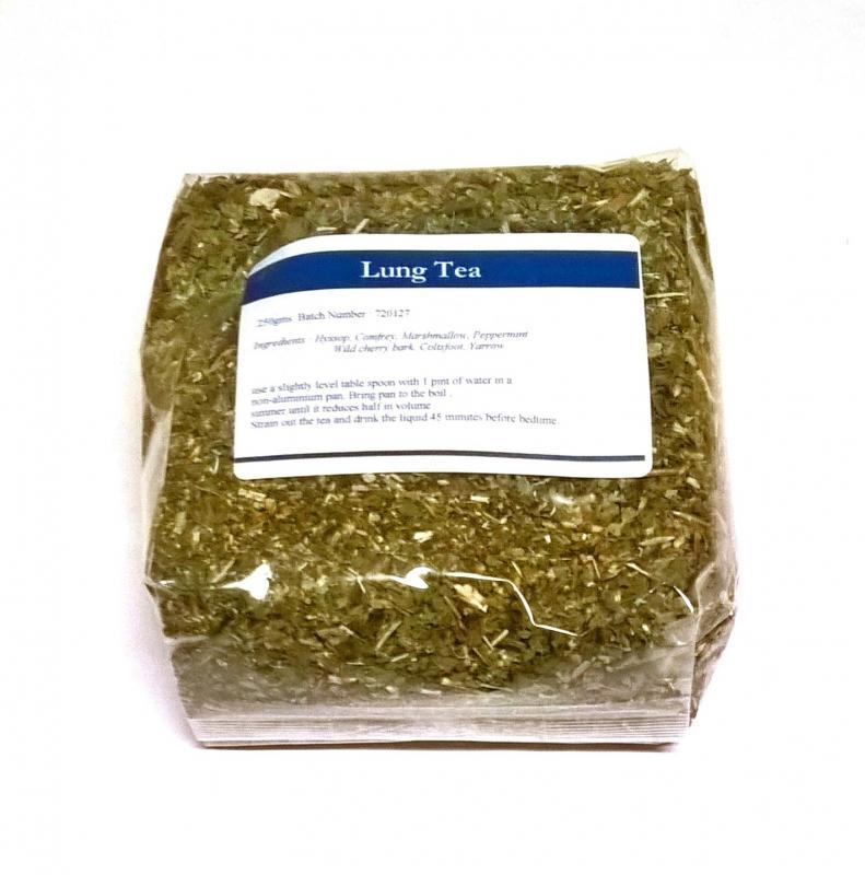 Lung Tea BESTÄLLNINGSVARA