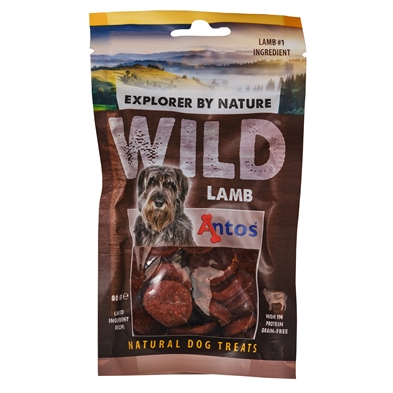 Antos Wild Lamb 80gr