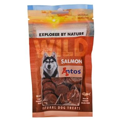 Antos Wild Salmon 80gr