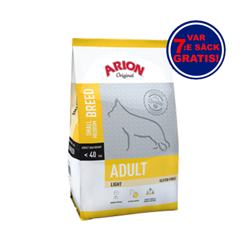 Adult All Breeds Light Arion